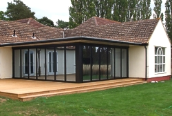 The Beaufort Bi-fold Door System SlimLine
